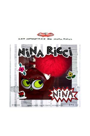 Nina Les Monstres Limited Edition eau de toilette - 80 ml