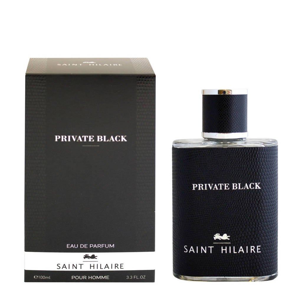 Saint Hilaire Private Black Pour Homme eau de parfum - 100 ml