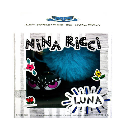 Nina Ricci Luna Les Monstres Limited Edition eau de toilette 50 ml