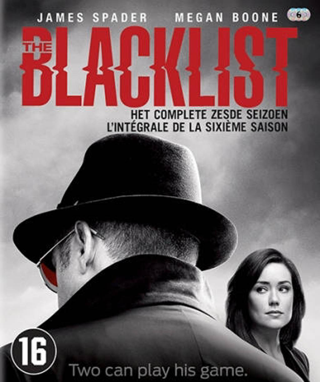 Blacklist - Seizoen 6 (Blu-ray)