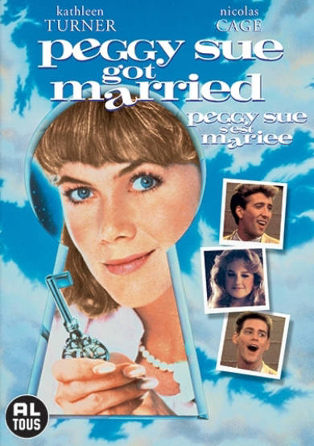 Peggy sue got married (1986) (DVD)
