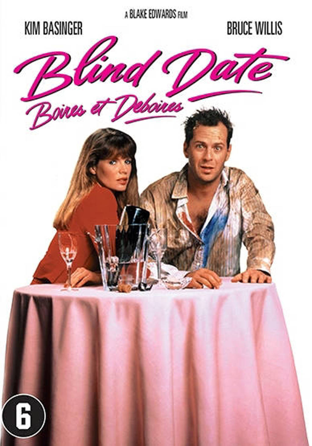 Blind date (1987) (DVD)