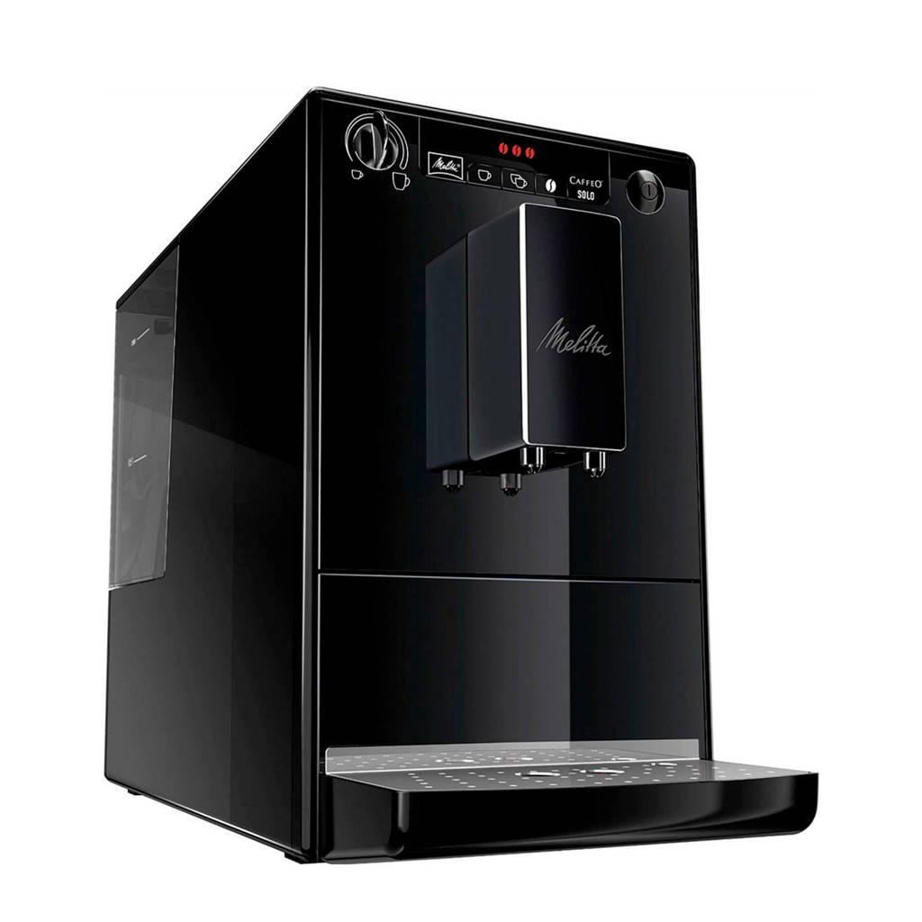 Melitta Caffeo Solo E950-222 koffiemachine, Zwart