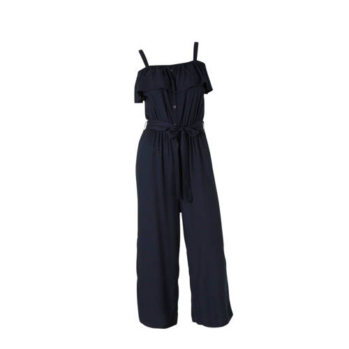 C&A Yessica jumpsuit donkerblauw