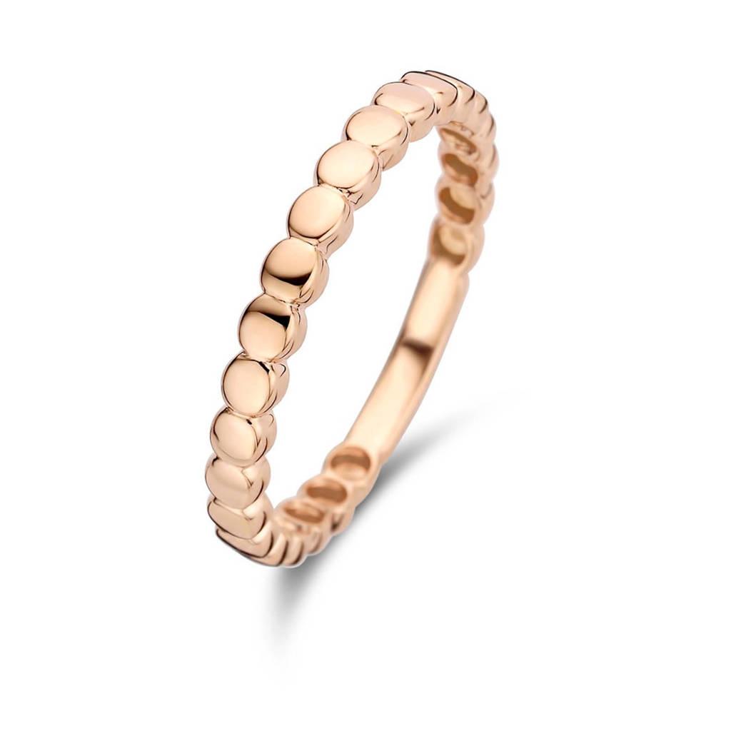 Isabel Bernard ring IB4400839 roségoud, rosegoudkleurig