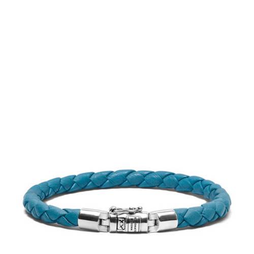 Buddha To Buddha armband BTBJ545ST lichtblauw
