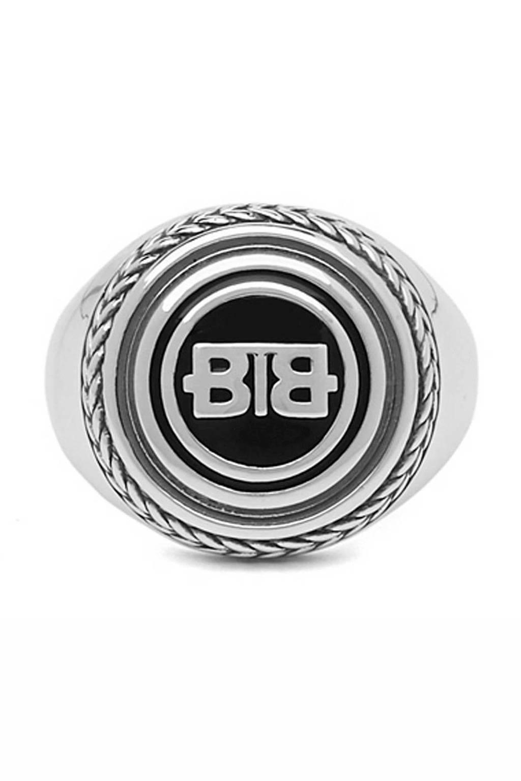 Buddha To Buddha ring BTB050, Zilverkleurig