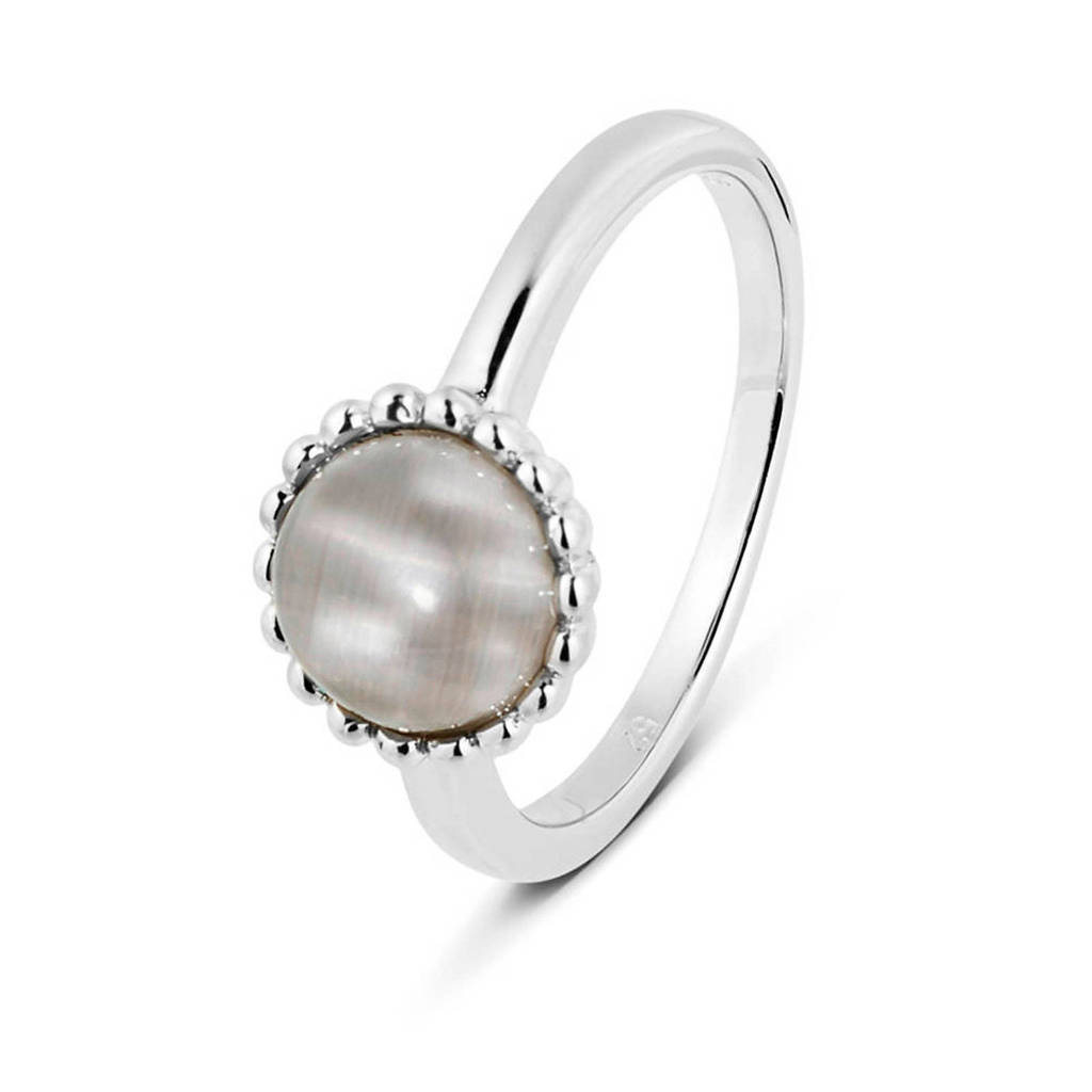 Parte di Me ring PDM1328217 zilver, Grijs,Zilverkleurig