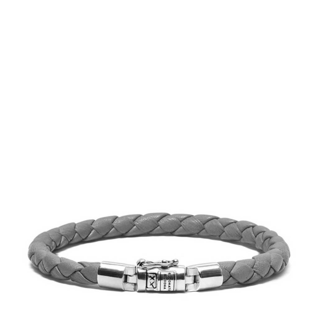 Buddha To Buddha armband BTBJ545GA grijs, Grijs