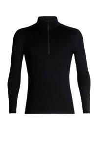 Icebreaker thermoshirt 260 Tech zwart, Black