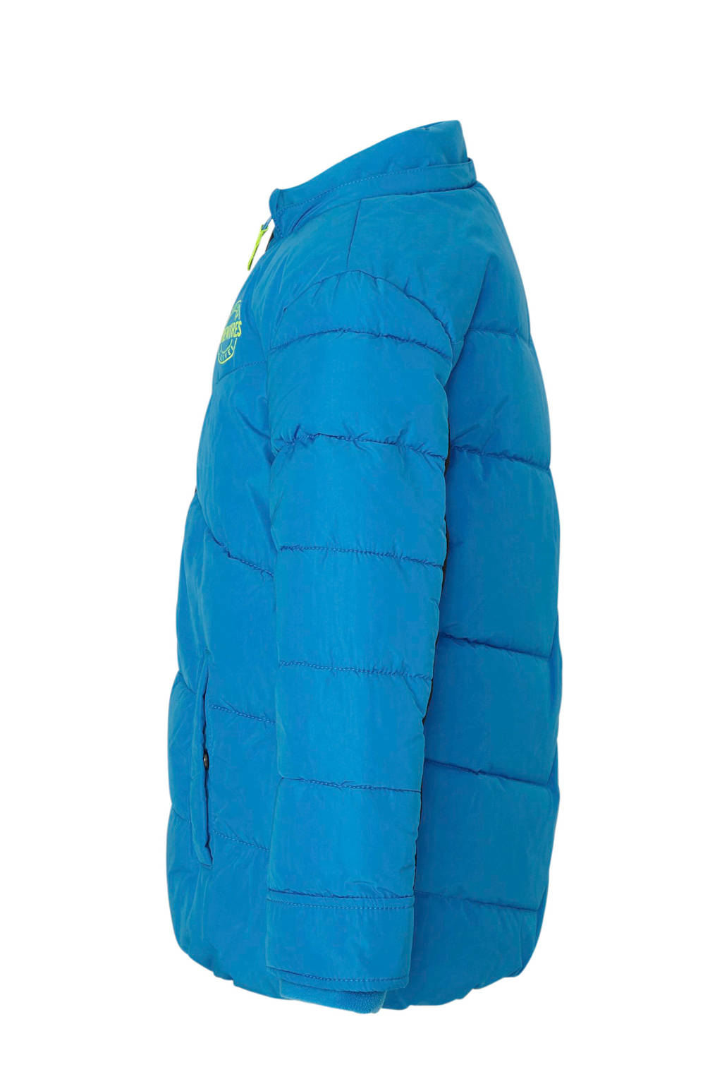 s.Oliver winterjas hardblauw, Hardblauw