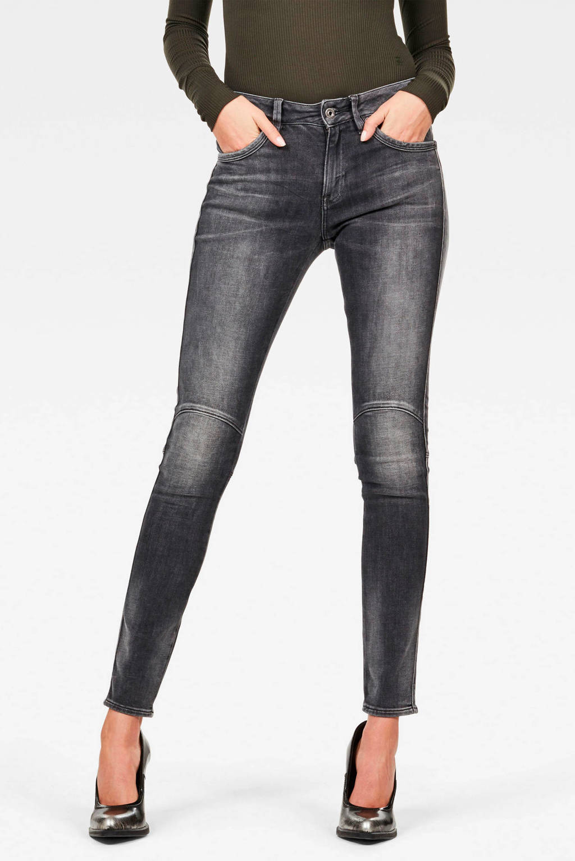 G-Star RAW skinny jeans Jackpant donkergrijs, Donkergrijs