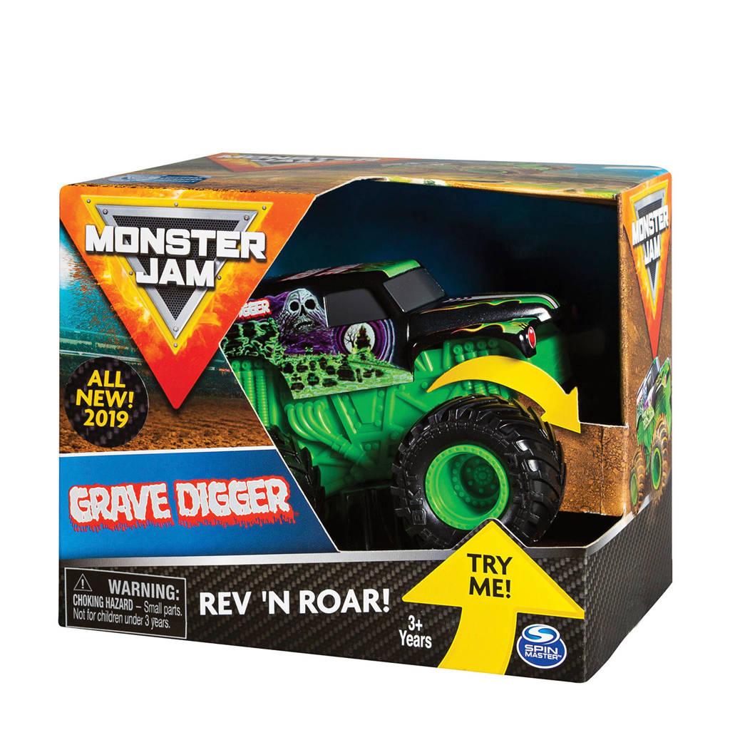 Monster Jam  Grave Digger Rev 'N Roar
