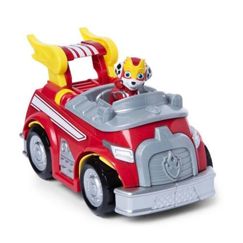 Paw Patrol Mighty Pups Power changing car Marshall
