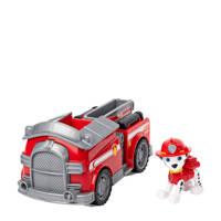 Paw Patrol  voertuig met pup Marshall