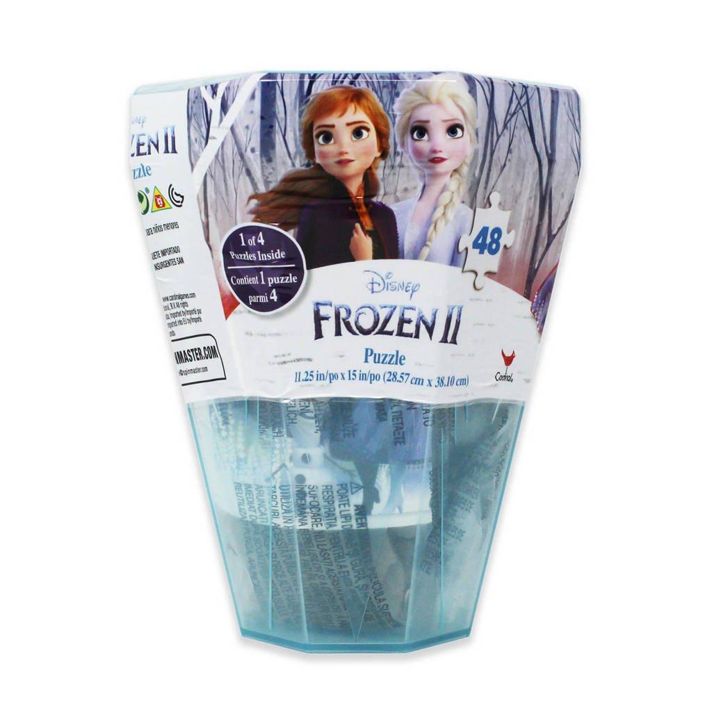 Disney Frozen 2 Lenticular  legpuzzel 48 stukjes