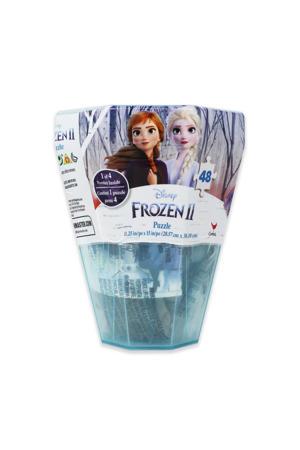 Frozen 2 Lenticular  legpuzzel 48 stukjes