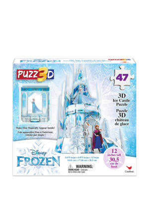 Ice palace  3D puzzel 47 stukjes
