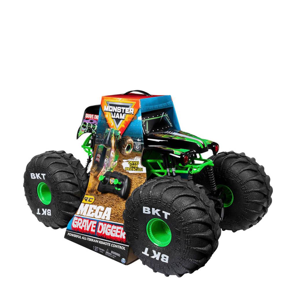 Monster Jam Mega Gravedigger