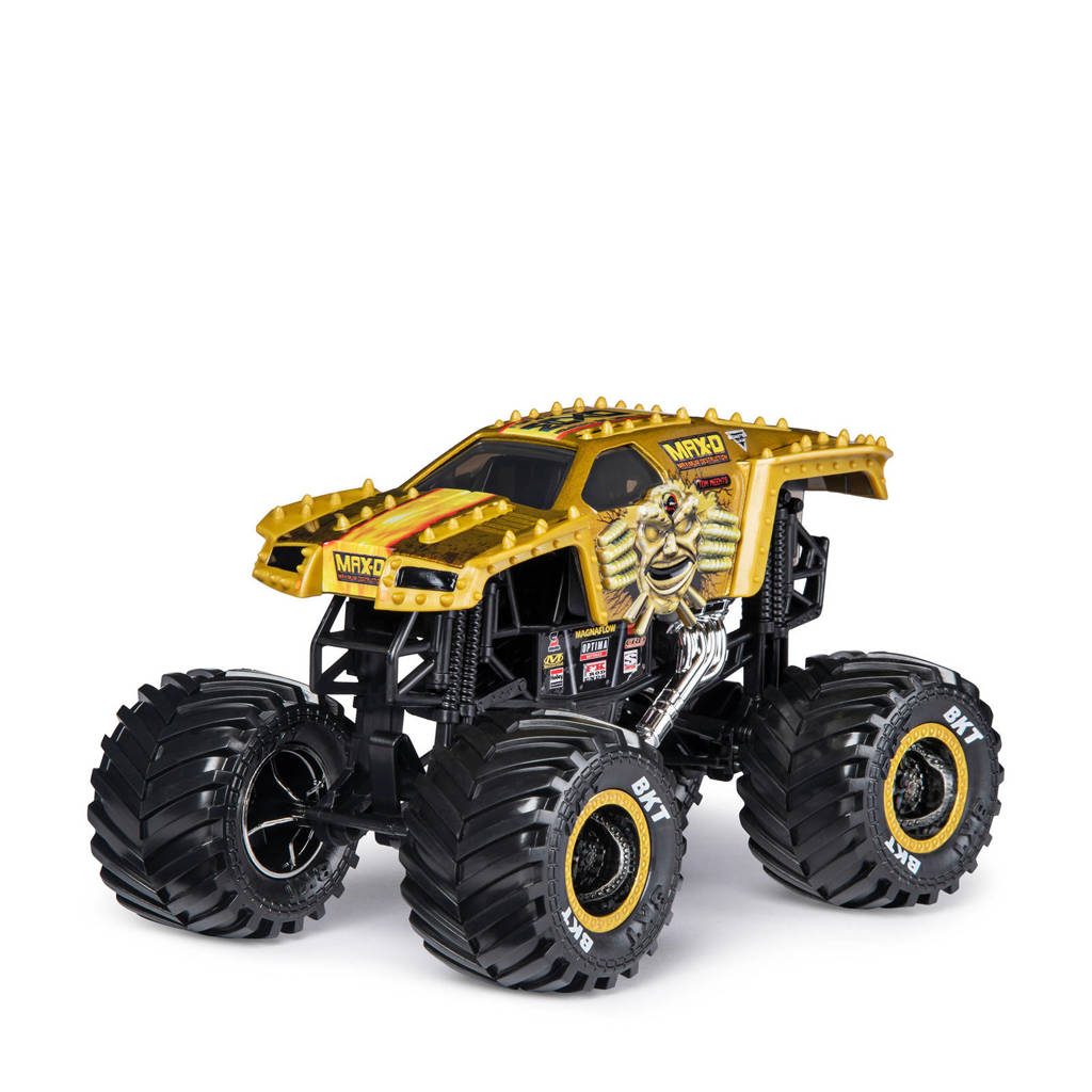 Monster Jam  Max D 1:24 scale