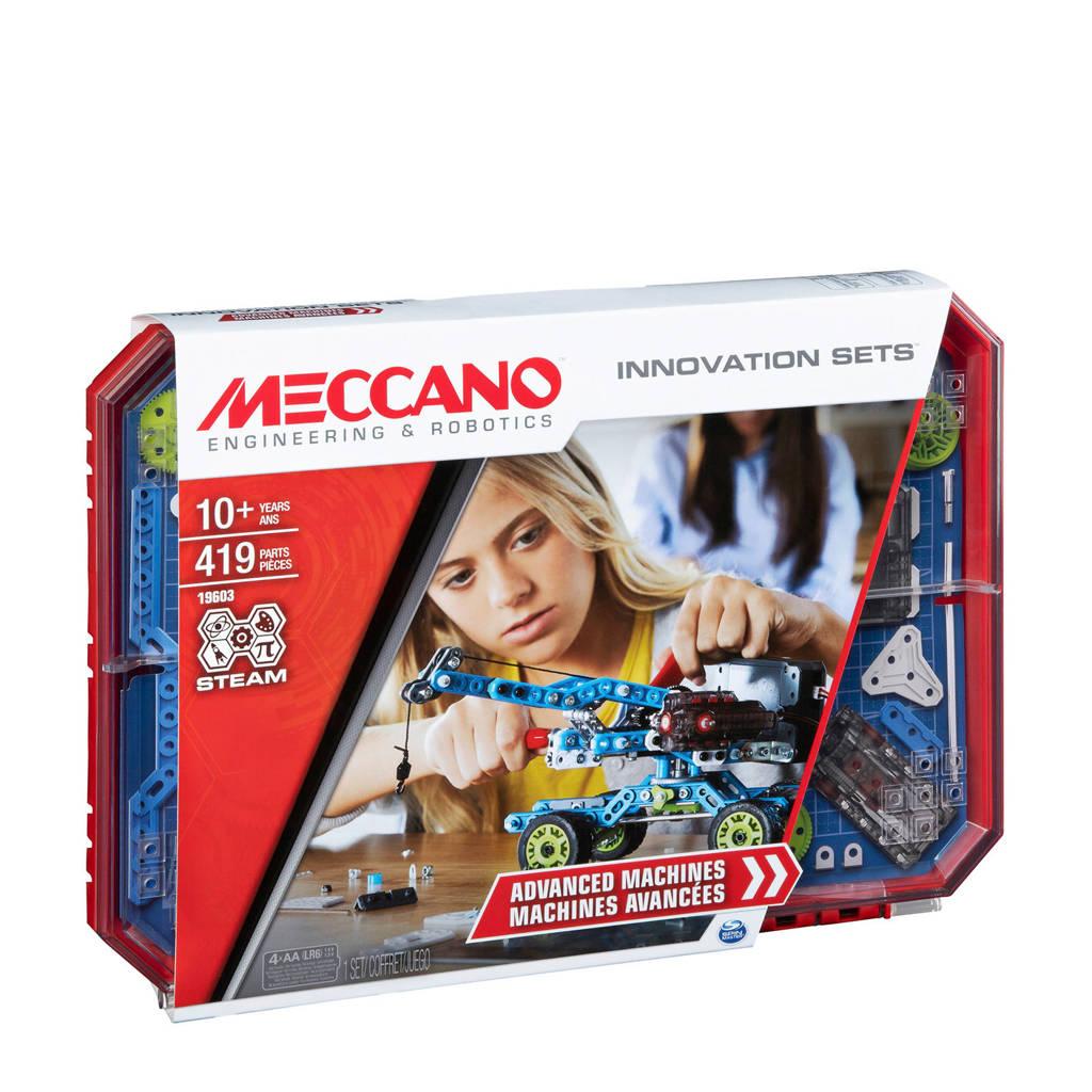 Meccano  Build and Invent set 7 Kraanwagen