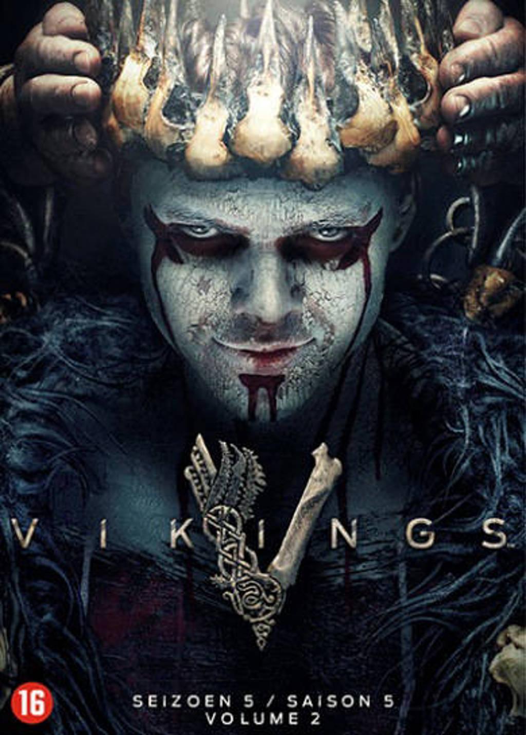 Vikings - Seizoen 5 deel 2 (DVD)