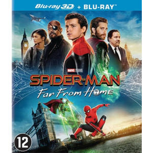 Spider-man - Far from home (3D) (Blu-ray)
