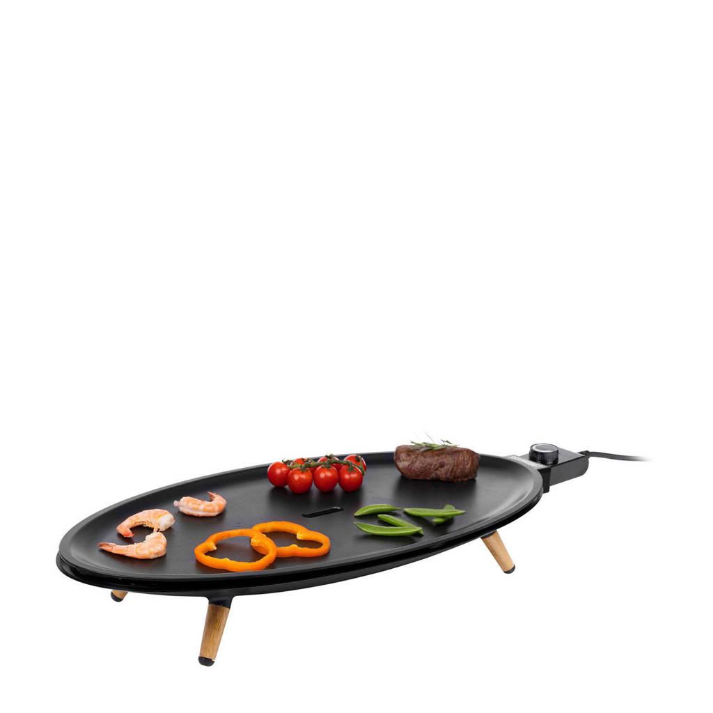 Princess Table Chef Elypse Pure 103200 bakplaat, Zwart