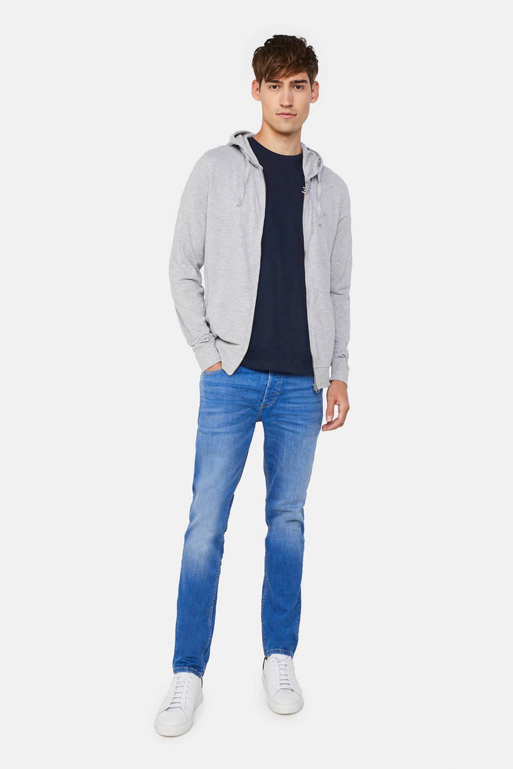 WE Fashion vest light grey melange, Light Grey Melange