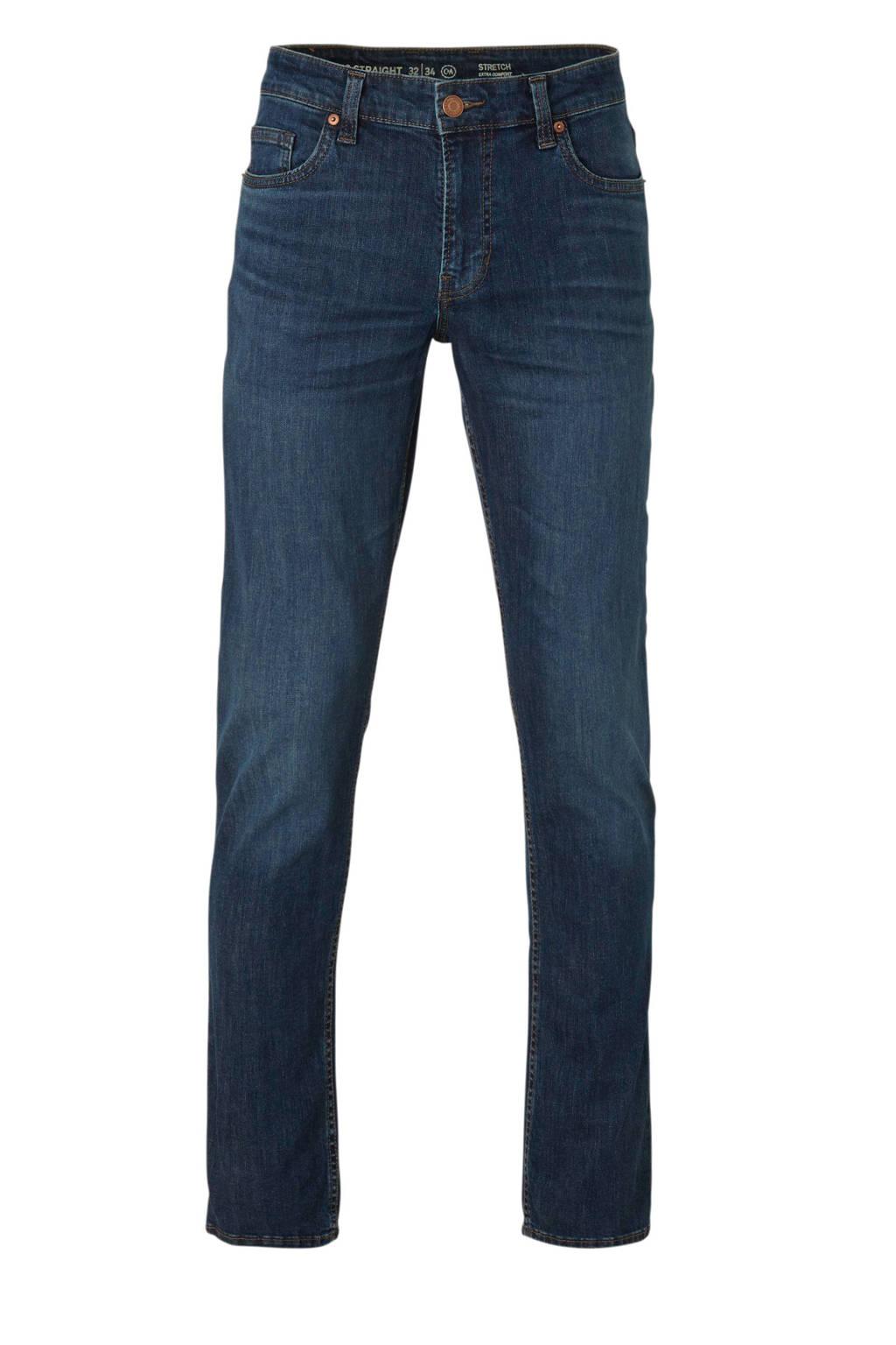 C&A The Denim straight fit jeans dark denim, Dark denim