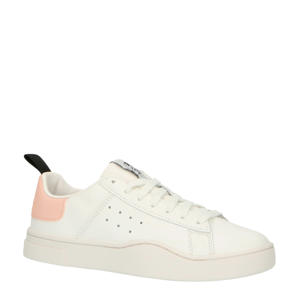 S-CLEVER LOW W sneakers wit/roze