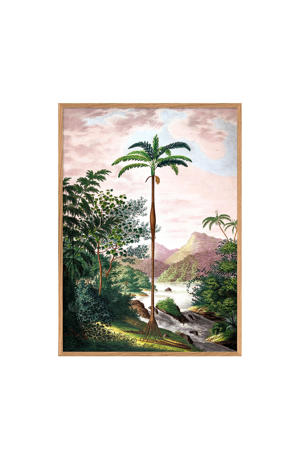 poster The Exorbitant palmboom (50x70 cm)