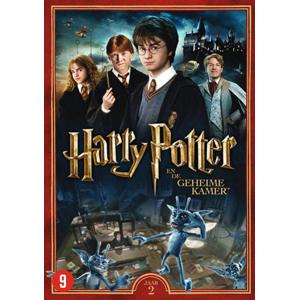 Harry Potter 2 - De geheime kamer (DVD)