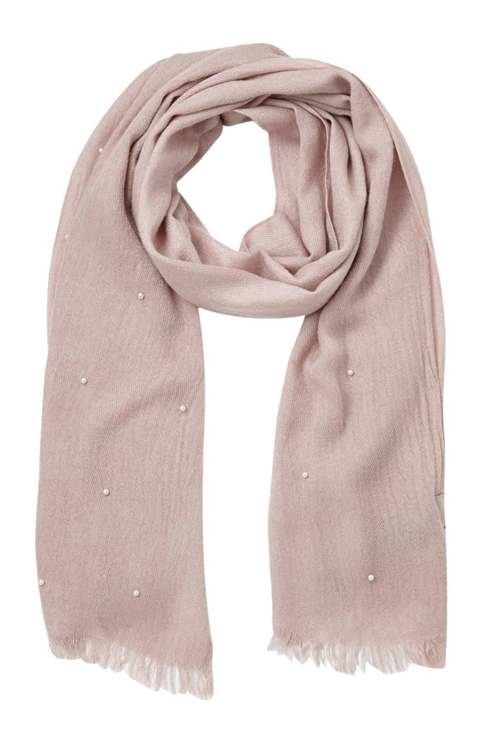Parfois sjaal roze, Roze