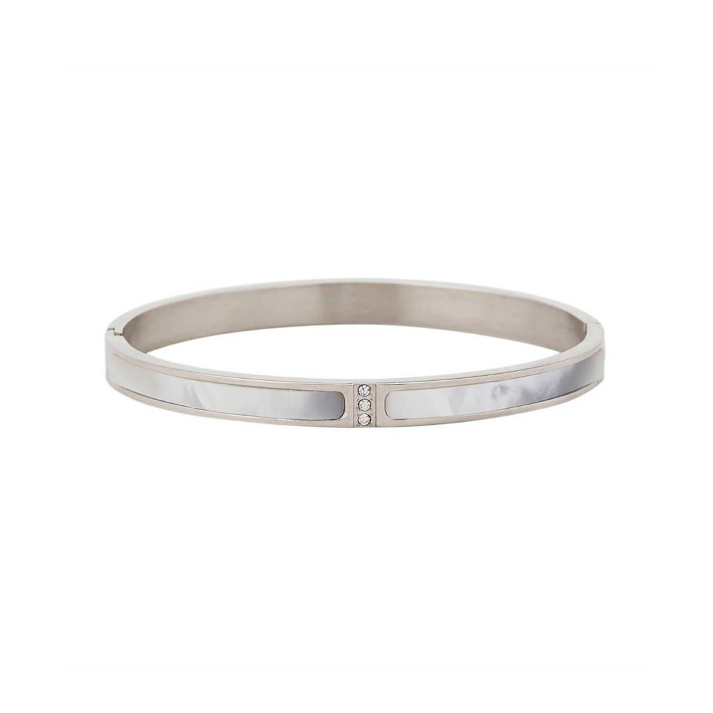 Parfois armband zilver, Zilver
