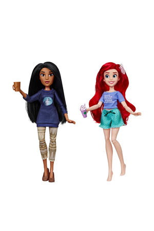 Ariel En Pocahontas modepop