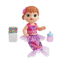 Baby Alive Shimmer N Splash Meermin babypop