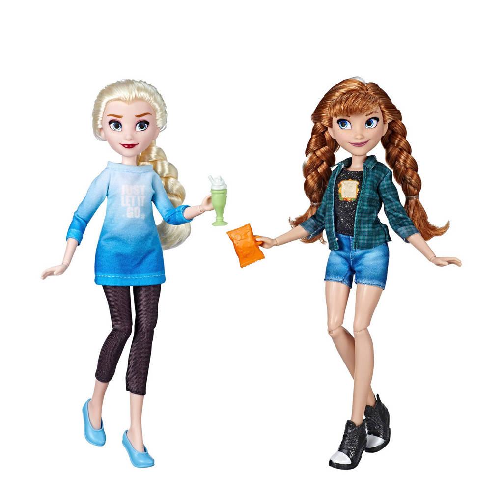Disney Princess Comfy Squad Elsa En Anna