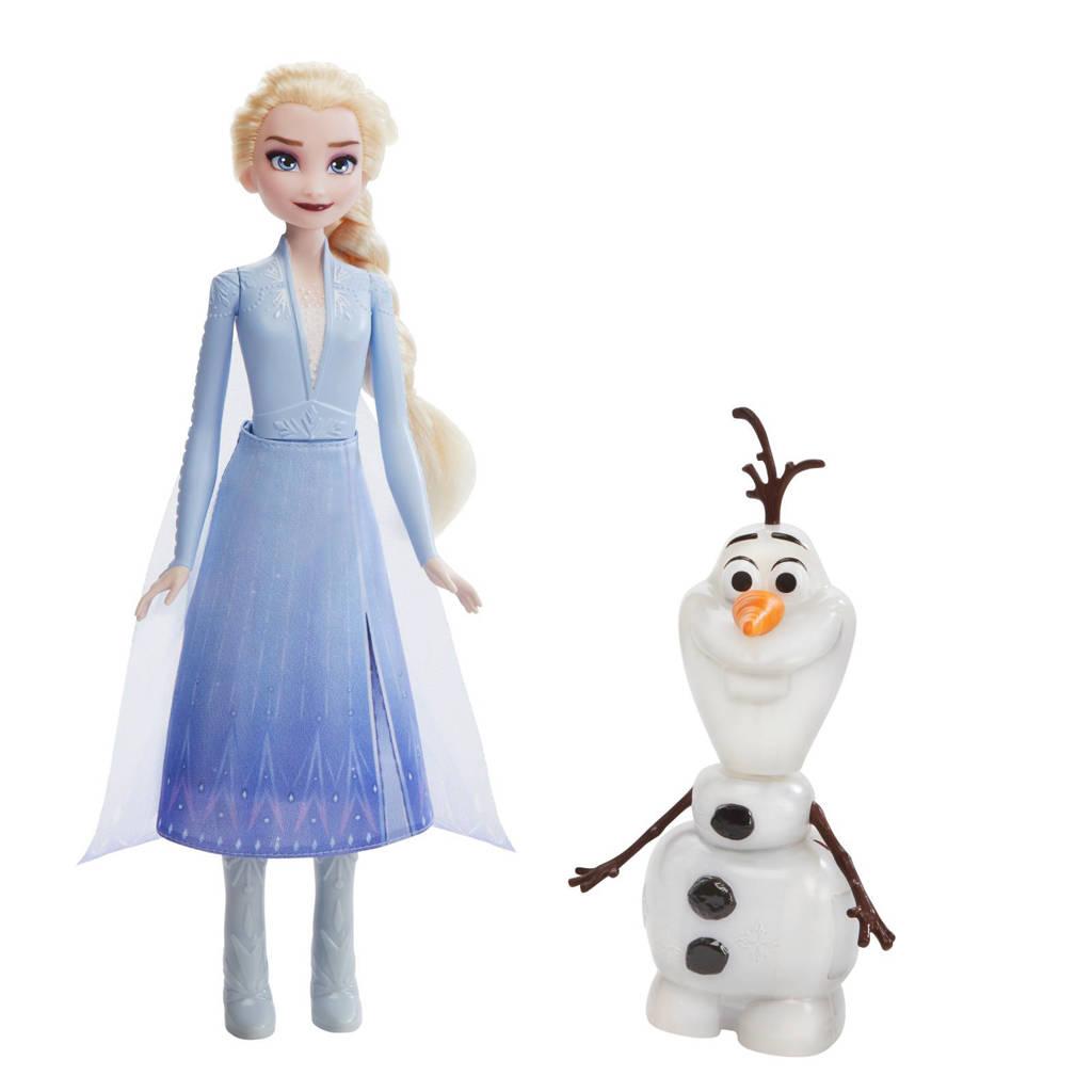 Disney Frozen 2 Interactieve Elsa en Olaf