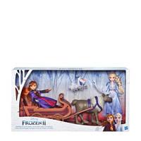 Disney Frozen 2  Slee Sven en zussen