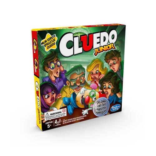 Wehkamp-Hasbro Gaming Cluedo Junior kinderspel bordspel-aanbieding