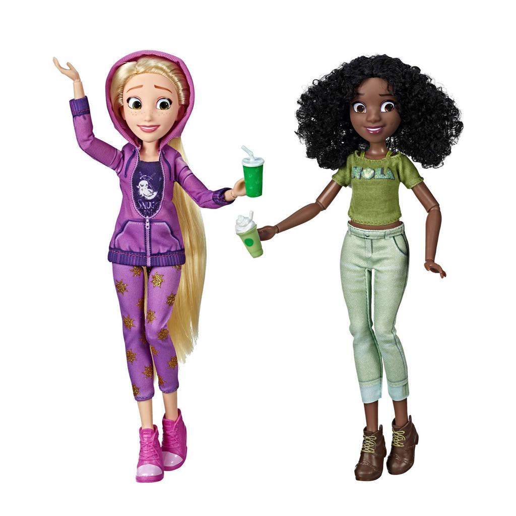 Disney Princess Comfy Squad Rapunzel En Tiana modepop