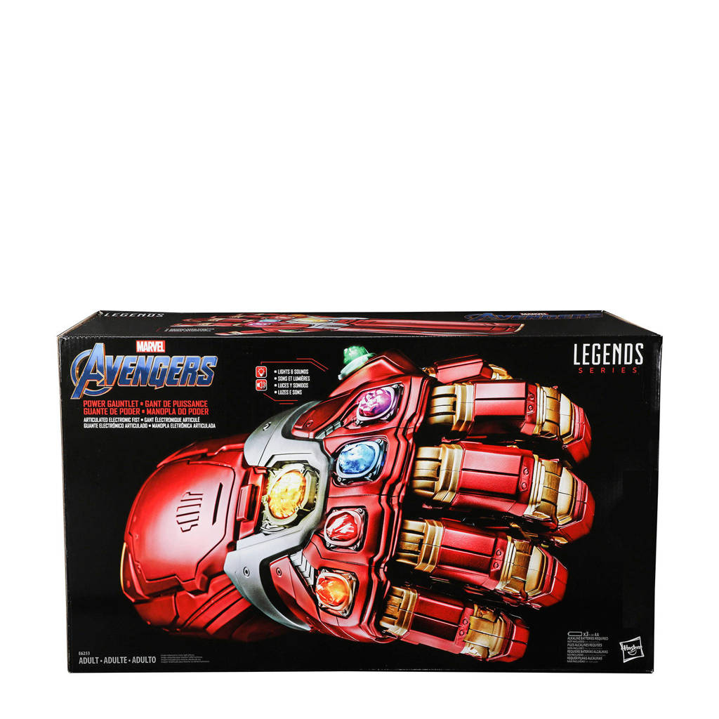 Marvel  Legends Series Avengers Electronic Power Gauntlet Hammerhead