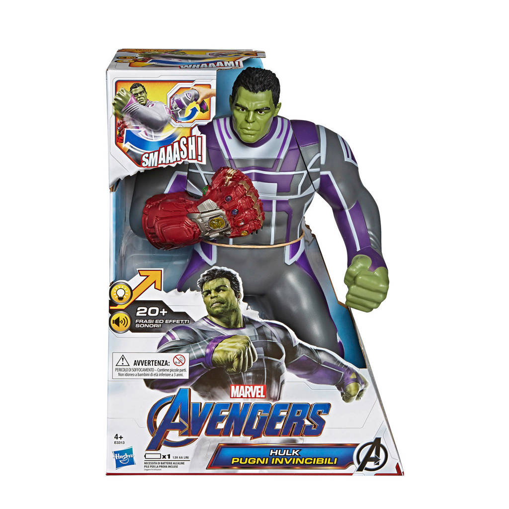 Avengers Feature Power Punch Hulk