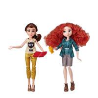 Disney Princess Belle En Merida modepop