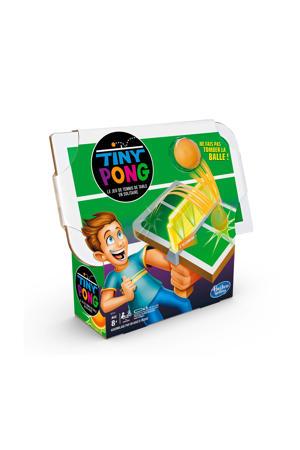 Tiny Pong kinderspel