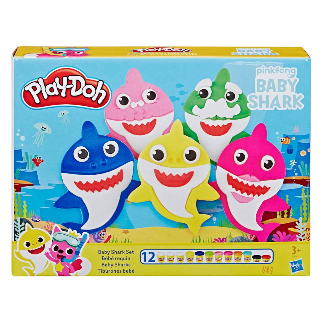 Play-Doh Baby Shark Speelset
