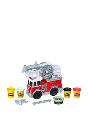 Wheels brandweerwagen speelset