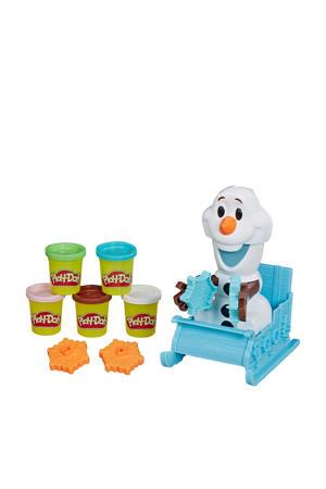 Olaf klei speelset