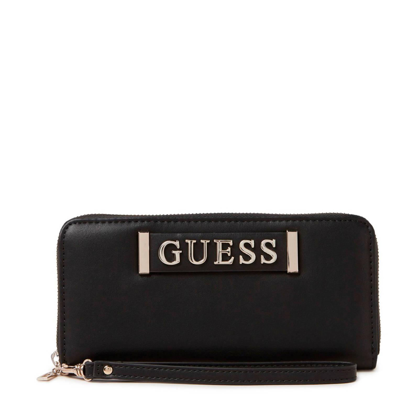 ▷ Guess portemonnee zwart kopen? | Online Internetwinkel